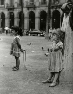 Joan Colom - La calle, Barcelona, 1958