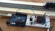 Arduino Train PWM driver