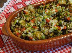 Salada de Giló da Paty no dia 03/01/2013