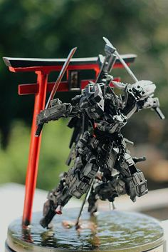 GUNDAM GUY: MG 1/100 Neo Kyutaro Gundam - Custom Build