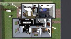 #napredaj #dom #holice #projekt