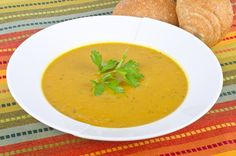 January 17th: Sweet Potato & Apple Soup. The recipe underneath was sent to us by Susan Righton, a long=standing Massel cook and customer. This delicious soup is her grandchildren's favorite. #NationalSoupMonth #31MasselSoups