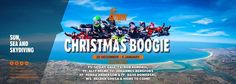 Christmas Boogie at Skydive Algarve Spend the festive season at Europe's most beautiful, beach lined dropzone https://www.myguidealgarve.com/events/christmas-boogie-at-skydive-algarve