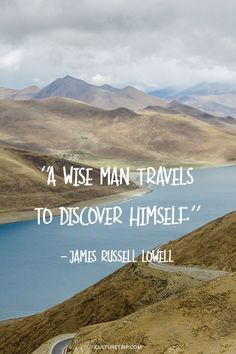 Inspiring Travel Quotes You Need In Your Life|Pinterest: @theculturetrip