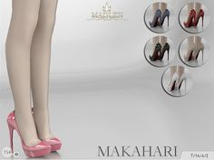 MJ95's Madlen Makahari Shoes