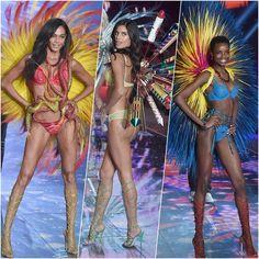 Fireworks on the 2015 @victoriassecret stage!  #vsfashionshow #fireangels #theladylovescouture #angels #vsangels