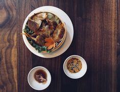 nua Basel, Tableware, Ethnic Recipes, Kitchen, Food, Dinnerware, Cooking, Tablewares, Eten