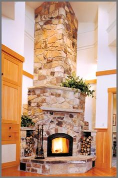 Temp-Cast masonry heaters, masonry stoves and masonry heaters with bake ovens