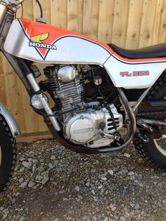 Honda TL 250 Trials Motorcycle | eBay