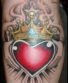 Claddagh Tattoos