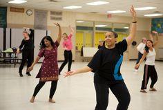 Bollywood Dance class with Jaya Mathur | Howard County Recreation and Parks