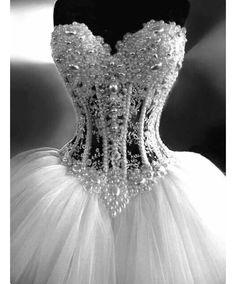 Vestido casamento... Eitaaa, lindo! DC