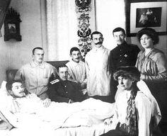Os Romanov: Biografia - Maria Nikolaevna