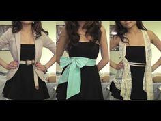Vestido Multiuso Picaropuck. El Original. Un vestido con más de 25 formas de usarlo. En excelente Modal con Lycra y también en algodón. Viene en varios talle...
