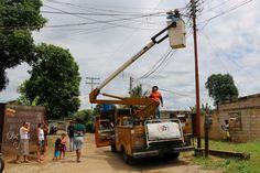 Vecinos de El Panal se favorecieron con rehabilitación de sistema eléctrico en Libertador