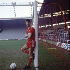 Ian Rush of Liverpool in Liverpool Legends, Liverpool Players, Liverpool Football Club, Liverpool Fc, Bob Paisley, Ian Rush, Chester City, Kenny Dalglish, Leeds
