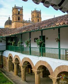 The town of Barichara, Colombia, is another colonial gem. Visit Barichara and travel back in time. Bolivia Travel, Colombia Travel, Colombian Culture, Hacienda Style Homes, Water For Health, Places In Europe, Exotic Places, Beautiful Landscapes, The Good Place