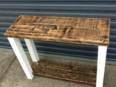 Console Table Recycled Timber Furniture