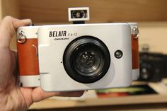 Imagine the amazing cityscape images you could capture with this multi-format camera from Belair - what would your first pic be?