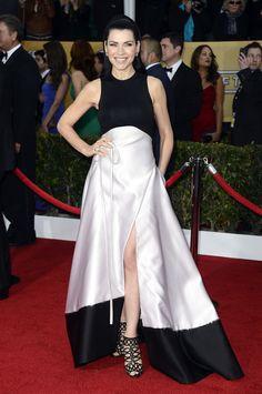 2013 Screen Actors Guild Awards Red Carpet