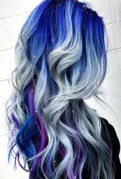 Want to try ombre hair, but not sure what look? We have put together a list of the hottest ombre looks for you to try! Why not go for a new exciting look? hairstyle for long 45 Trendy Ombre Hair Color Ideas Hair Dye Colors, Ombre Hair Color, Cool Hair Color, Galaxy Hair Color, Crazy Hair Colour, Unicorn Hair Color, Dyed Hair Ombre, Cute Hair Colors, Different Hair Colors