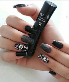 Se Vc Ama Unhas Clique 2 Vezes na Foto e Aprenda Técnicas de Manicure Profissional Perfect Nails, Gorgeous Nails, Pretty Nails, Nail Design Spring, Fancy Nails, Flower Nails, Manicure And Pedicure, Toe Nails, Beauty Nails