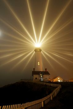 Browns ~ Pigeon Point Lighthouse