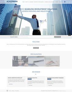 Website - Ackerman Global