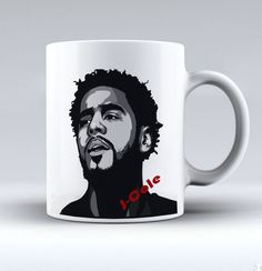 New Cheap J cole Design Art White Mug Coffee Limited Edition #Unbranded #Cheap #New #Best #Seller #Design #Custom #Gift #Birthday #Anniversary #Friend #Graduation #Family