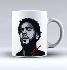 New Cheap J cole Design Art White Mug Coffee Limited Edition #Unbranded #Cheap #New #Best #Seller #Design #Custom #Gift #Birthday #Anniversary #Friend #Graduation #Family