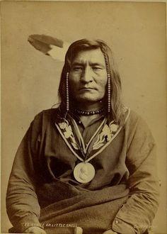 Little Shell - Ojibwa - 1874