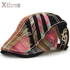 xthree Beret Cap