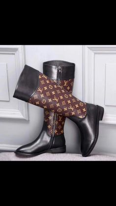 Louis Vuitton Boots, Ankle, Heels, Stuff To Buy, Fashion, Heel, Moda, La Mode, Pumps Heels