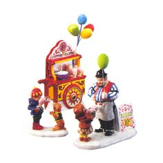 Department 56 Carnival Tickets & Cotton Candy 56.54938