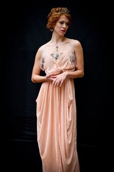 Rebecca Hall - Parade's End (Sylvia) Hate her. Love this dress