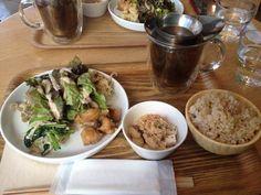 ガーデンカフェ - 料理写真:ランチ
