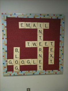 Image result for fall technology bulletin boards elementary