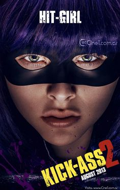 Six New 'Kick-Ass 2' Posters Reveal Characters - Comic Vine
