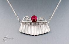 Förslag till Vanda Lucia smycke 2018. Silver