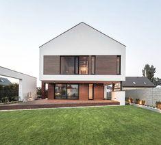 Finde moderne Häuser Designs von BECZAK / BECZAK / ARCHITEKCI. Entdecke die schönsten Bilder zur Inspiration für die Gestaltung deines Traumhauses.