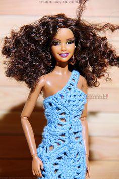 Balmain barbie. LeAnn facemold, carnaval facemold