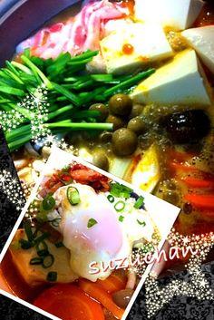 今日はほんとに寒かったので、辛いの食べて暖まろう - 11件のもぐもぐ - スンドゥブ by suzuchan