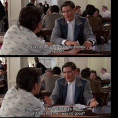 can we get a little love for george mcfly, please. he's the bee's knees :)