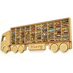 Toy Car Storage * FREE US Postage * Ideal Christmas Birthday Gift Idea for boys Toy box Hot Wheels Toy storage Car Shelving in Birch Plywood Hot Wheels, Boys Toy Box, Toys For Boys, Toy Car Storage, Presents For Boys, Birthday Gifts For Boys, Toy Boxes, Wooden Toys, Etsy