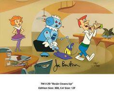 Las Series TV de mi infancia: Los Supersónicos (1962-1988) Dibujos animados. Comedia de Ciencia Ficción/Anticipación