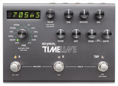 TimeLine – Multidimensional Delay Effects – Delay Pedal - Strymon