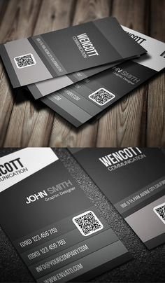 25 Professional Business Card Templates (PSD) - 2