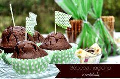 #101 SMAK TYGODNIA | Babeczki jaglane z czekoladą ~ The Body. Naturally.