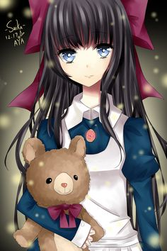 Aya Mad Father, Father And Girl, Rpg Maker, Father Games, Creepy Pasta Comics, Ib Game, Alice Mare, Scary Games, Anime Devil