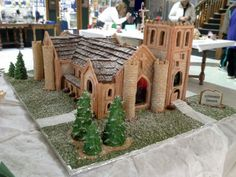 chicago gingerbread creations | category, in the Longview Downtown Partnership's 2013 Gingerbread ...